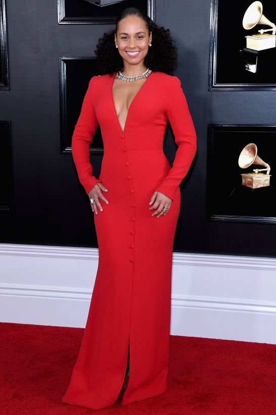 alicia keys grammy 2019