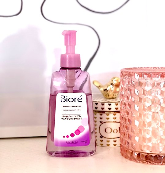 CLEANSING OIL BIORÉ