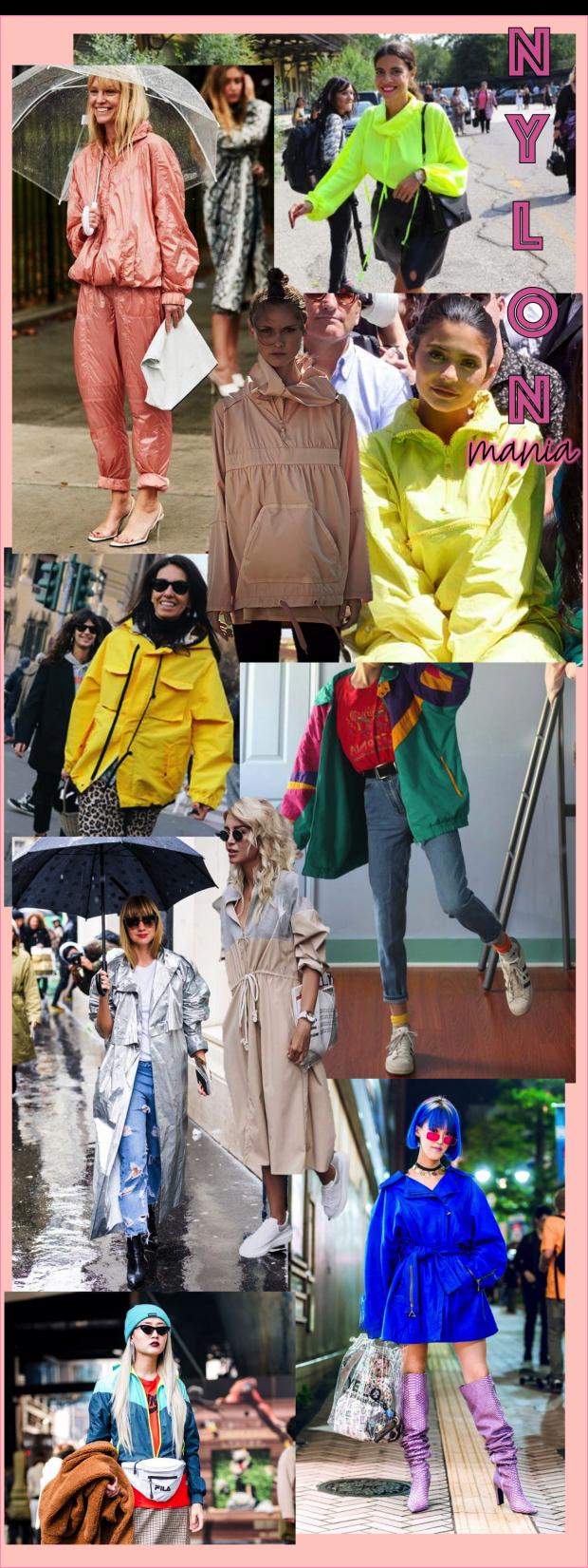 jaqueta casaco nylon