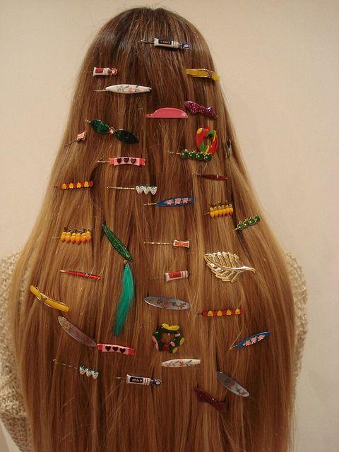 presilha cabelo