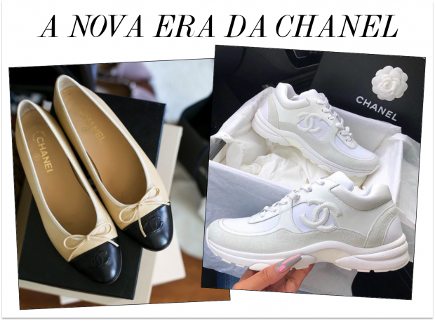 TÊNIS CHANEL SNEAKERS