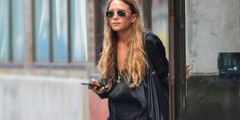 11 looks da Mary Kate Olsen por aí
