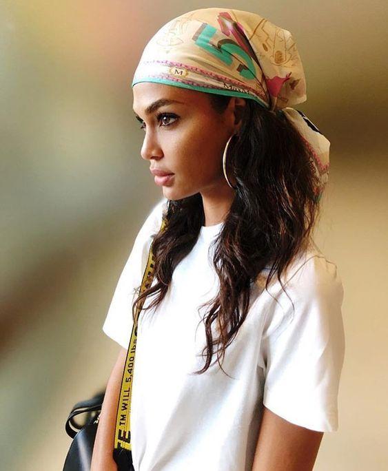TOP 10: Penteados com lenço - Fashionismo