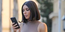 Esse é o cabelo mais bonito da Kim Kardashian e eu tenho como provar