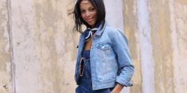 15 looks incríveis de jeans com jeans