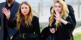 11 looka da Ashley Olsen Por Aí
