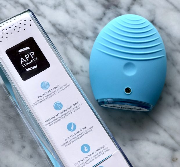 massageador facial foreo luna 3