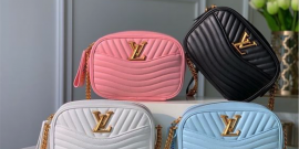 Bolsa New Wave da Louis Vuitton!