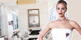 Cassificados: O apartamento da Jennifer Lawrence em Nova York