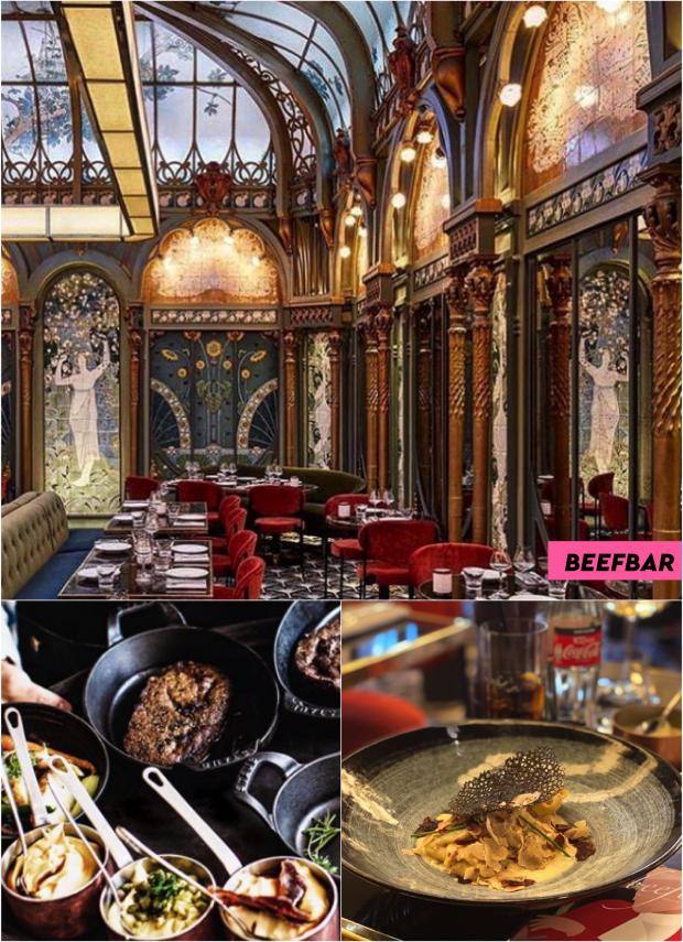 10 Dicas de restaurantes em Paris