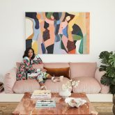 A casa da Laura Harrier em Los Angeles