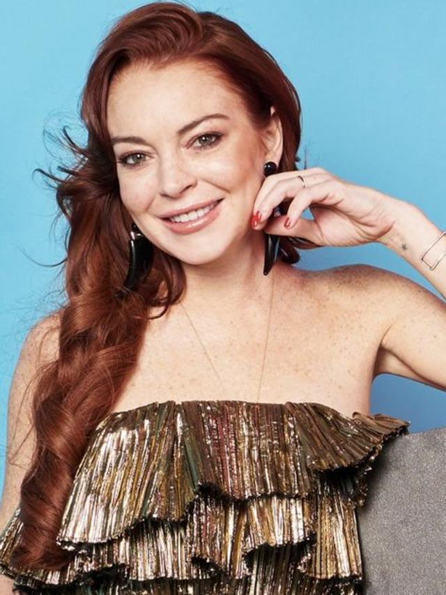 O retorno de Lindsay Lohan