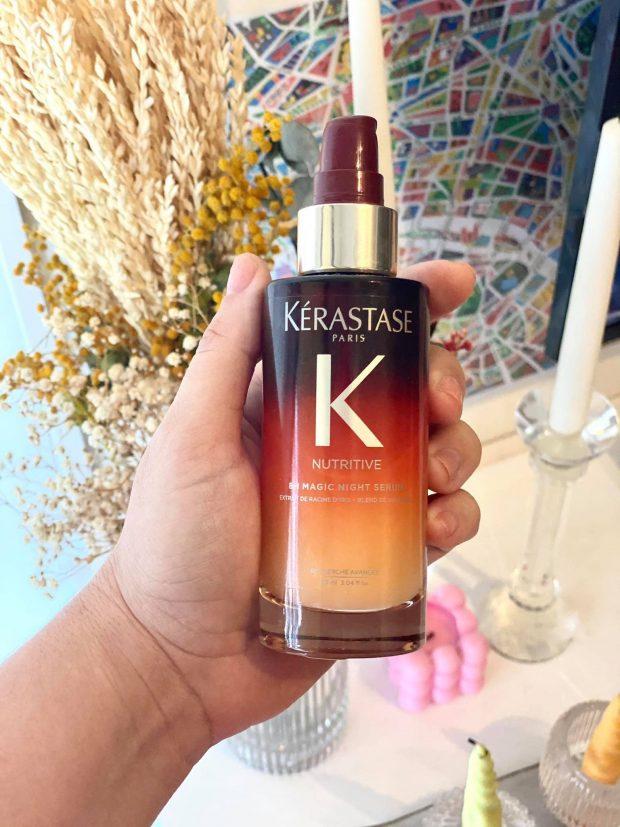 kerastase 8h magic night serum