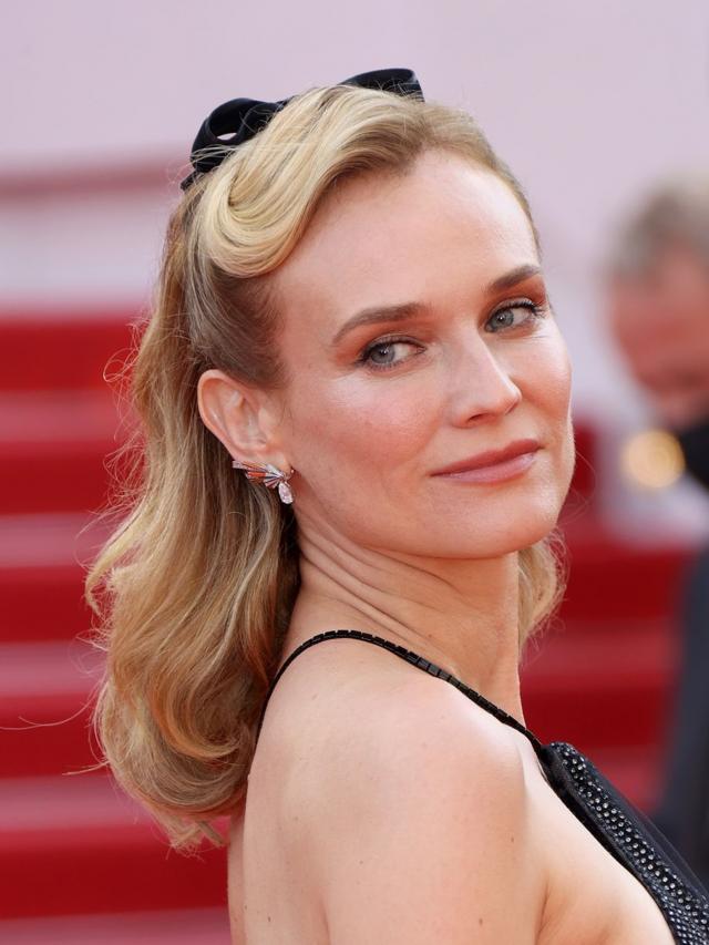 Os penteados de Cannes 2021