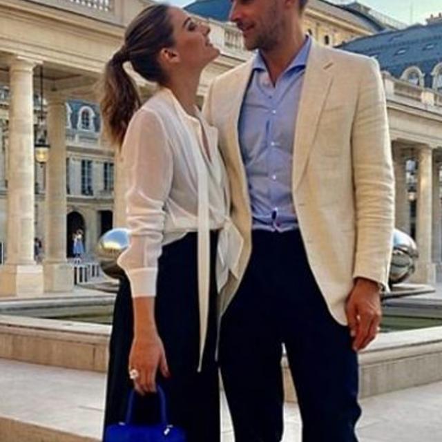 Estilo de casal: Olivia e Johannes
