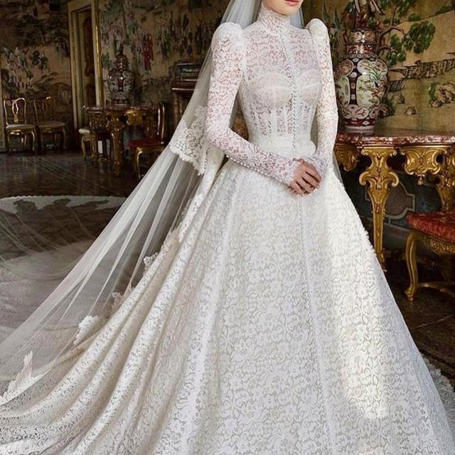 Os 5 vestidos de noiva de Lady Kitty Spencer